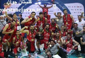 گرگان قلب بسکتبال ايران