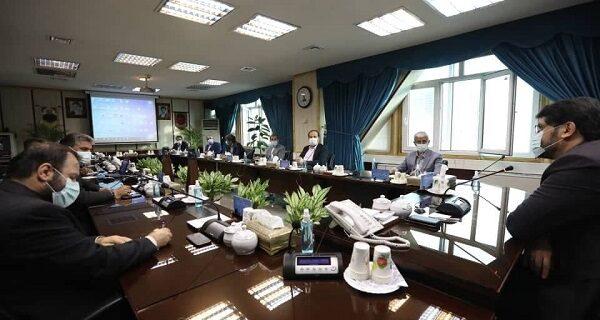 نشست مجمع نمایندگان گلستان با رئیس دیوان محاسبات کشور