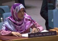آمریکا با اقدامات تحریمی صلح جهانی را به خطر انداخته است