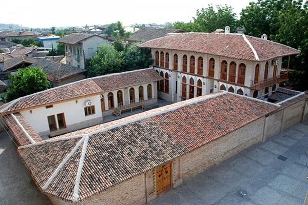 موزه صنایع دستی گرگان یا خانه امیر لطیفی
