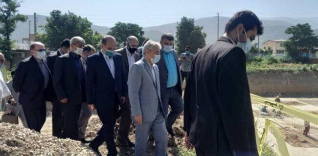 سفر معاون رئیس جمهور به گلستان و مروری بر رخدادهای خبری هفته گذشته