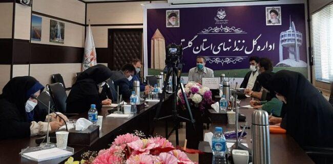 مدیرکل زندان ها: گلستان تنها استان فاقد اردوگاه بازپروری در کشور