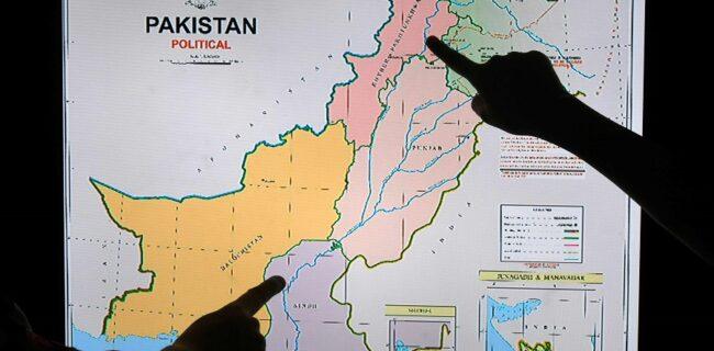 پاکستان و ضدیت با آمریکا