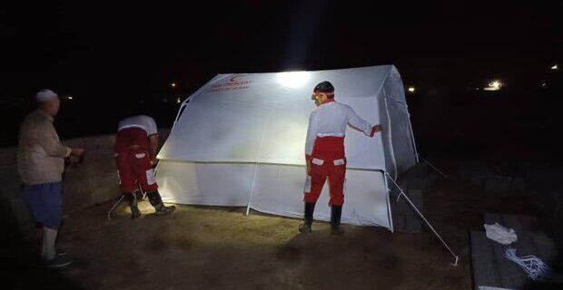 مدیرعامل هلال احمر گلستان: امدادرسانی به مناطق سیلابی