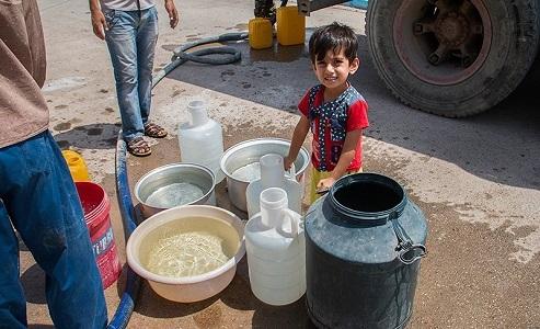 ادامه تلاشها برای رفع قطعی آب در گرگان
