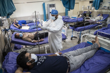 کمبود امکانات و کادر پزشکی خسته، مانع اصلی در مهار کرونا در گلستان